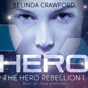 The audiobook cover of Hero: The Hero Rebellion 1.