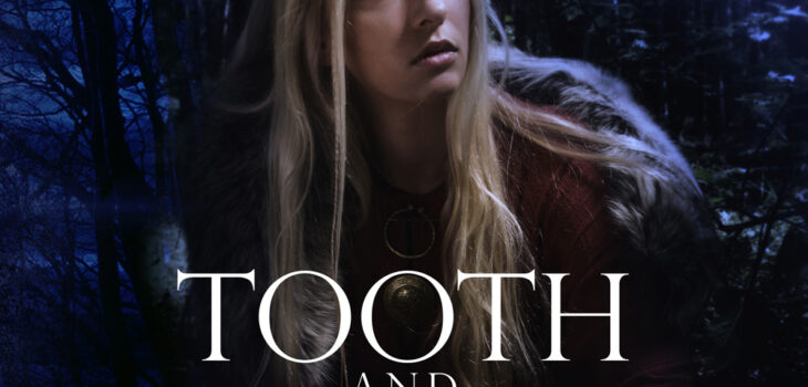 The audiobook cover of Tooth and Blade by Julian Barr.